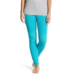Honeydew Intimates Knit Legging Blue